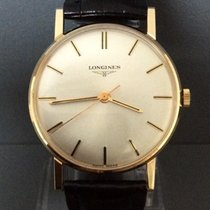 Longines 9ct Gold Watch