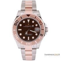 Rolex Yacht-Master new 37mm Gold/Steel