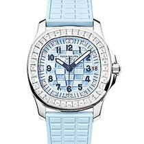 파텍필립 (Patek Philippe) 5072G-001 5072 Aquanaut Luce in White...