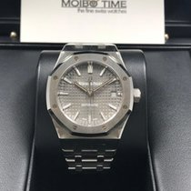 Audemars Piguet 15450ST Royal Oak Lady Slate Grey Dial...