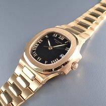 パテック・フィリップ (Patek Philippe) Nautilus ref.3800/1J Glossy black...