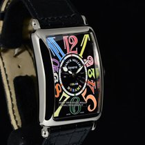 Franck Muller LONG ISLAND COLOR DREAMS in Oro bianco Ref. 1200...