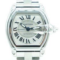 Cartier Roadster pre-owned 38mm Steel