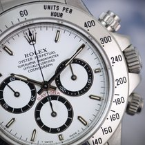 Rolex Daytona #16520 Zenith Inverted 6 S Serial Box & Papers