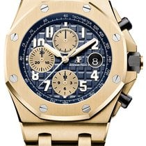 Audemars Piguet Royal Oak Offshore Chronograph new 42mm Yellow gold