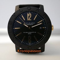 Bulgari Bulgari Carbon & Rose Gold