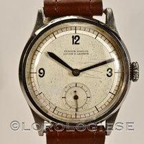 Ulysse Nardin – Classic Vintage 1930`s Steel Watch