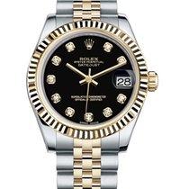 Rolex Lady-Datejust подержанные 26mm Золото/Cталь