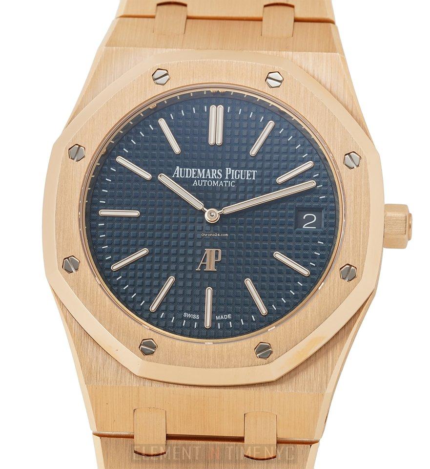 d049dd059a9 Audemars Piguet Royal Oak Extra Thin - buy watches on Chrono24