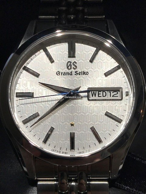 hot sale online 87bef b3b59 Seiko Grand Seiko 25th Anniversary Limited Edition Quartz