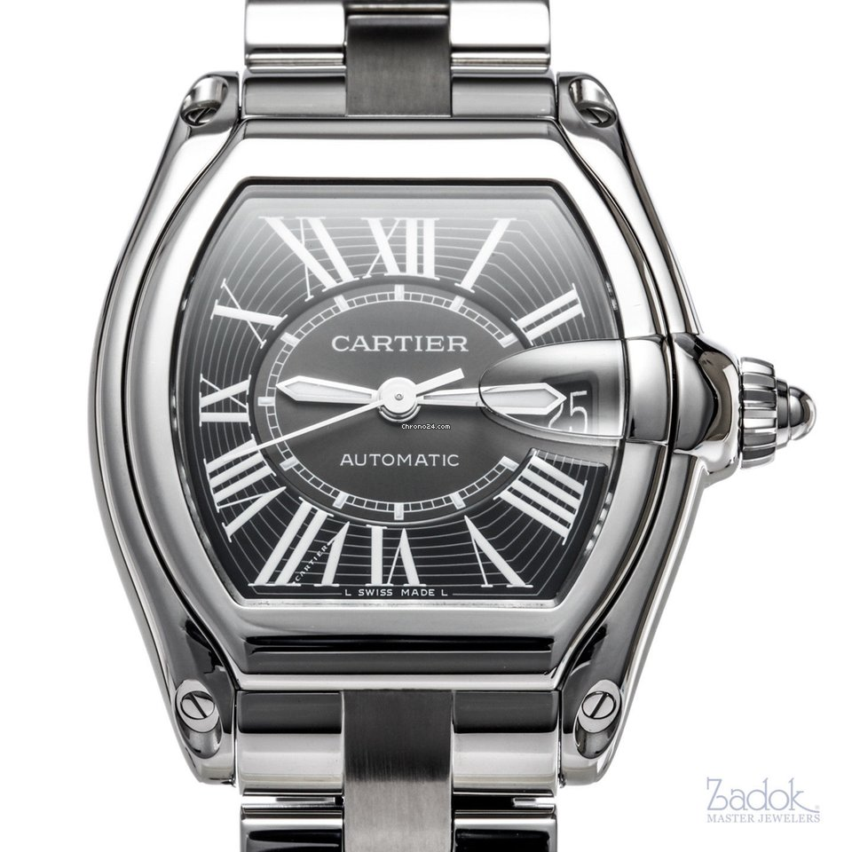 004df14fdd6 Cartier Roadster Large 38mm Automatic Dress Watch W62041V3 for ...