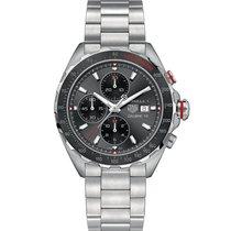 TAG Heuer Formula 1 Calibre 16 new 2019 Automatic Chronograph Watch with original box and original papers CAZ2012.BA0876