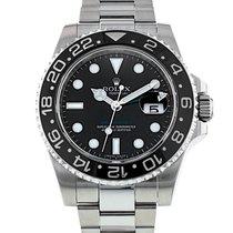 Rolex 116710 LN Aço GMT-Master II 40mm