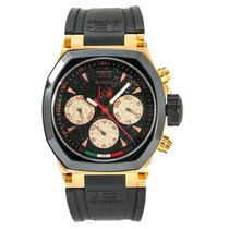 TB Buti 42mm Automatic 2000 pre-owned Black