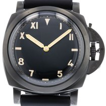 Panerai Special Editions Titanium 47mm Black