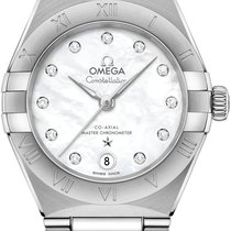 Omega 131.10.29.20.55.001 Steel 2021 Constellation 29mm new United States of America, New York, Airmont