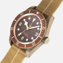 Tudor Black Bay Bronze pre-owned Textile