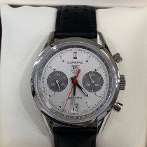TAG Heuer Carrera Calibre 17 pre-owned Steel