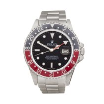 Rolex GMT-Master II 16760 1984 pre-owned
