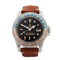 Rolex GMT-Master nuevo 1954 Automático Reloj con estuche original 1675