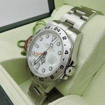 Rolex Explorer II Acero 42mm Blanco Sin cifras España, Arroyomolinos