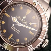 Rolex Submariner (No Date) Steel 40mm Black No numerals United Kingdom, Fareham