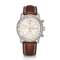 Breitling Navitimer Heritage nuevo Automático Cronógrafo Reloj con estuche y documentos originales A13324121G1X1