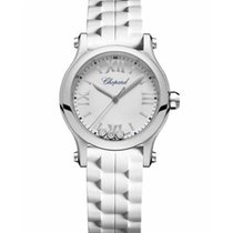 Chopard Happy Sport 278590-3001 Nieuw Staal 30mm Quartz