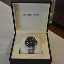 TAG Heuer Aquaracer 500M Steel 41mm Black No numerals United States of America, Maryland, Chevy Chase