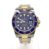 Rolex Submariner Date new Automatic Watch with original box and original papers 116613 LB