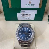 Rolex Datejust II neu 2019 Automatik Uhr mit Original-Box und Original-Papieren 116334