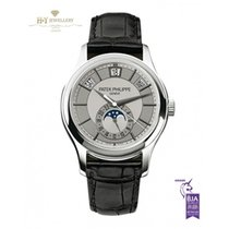 Patek Philippe Annual Calendar White gold 40mm Silver No numerals United Kingdom, London