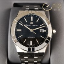 Maurice Lacroix Steel 42mm Automatic AI6008-SS002-330-1 pre-owned
