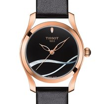 Tissot T-Wave Steel 30mm Black