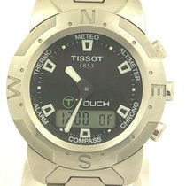 Tissot Touch Steel 41mm Black United States of America, Florida, Sarasota
