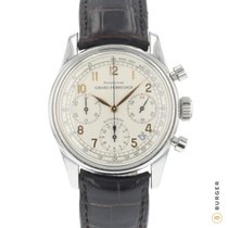 Girard Perregaux Steel 38mm Automatic 4946 pre-owned