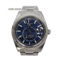 Rolex Sky-Dweller Steel 42mm Blue