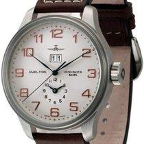 Zeno-Watch Basel OS Retro Big Date + Dual-Time