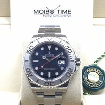 Rolex Yacht-Master 40 nuevo Automático Reloj con estuche y documentos originales 116622