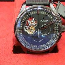 Zenith El Primero Chronomaster Titanio 45mm Negro España, LORCA (MURCIA)