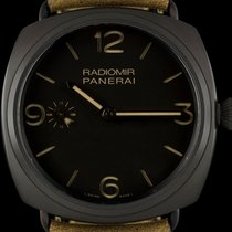 Panerai new Manual winding Display Back Small Seconds Screw-Down Crown Luminous indexes 47mm Ceramic Sapphire Glass