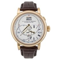 A. Lange & Söhne Rose gold 45.5mm Manual winding 180.032 or 180.032FE new