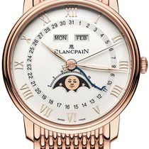 Blancpain Villeret new Automatic Watch with original box and original papers
