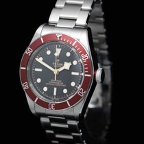Tudor Heritage Black Bay new model Full Set UNWORN