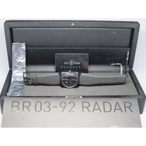 Bell & Ross BR03 92-SR-OO735 FULL SET BOX PAPERS AND...