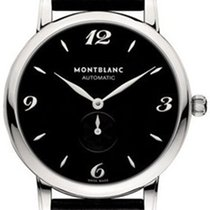 Montblanc Star Classique Steel 39mm Black United States of America, California, Mission Viejo