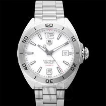 TAG Heuer Formula 1 Calibre 5 Steel 41.00mm White