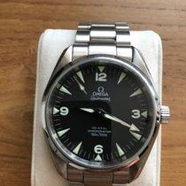 Omega 2503.52.00 Omega Railmaster  Acier Noir (Remontage...