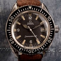 Omega – Seamaster 300 Ref.165.024 Military-style 1965 Watch –...