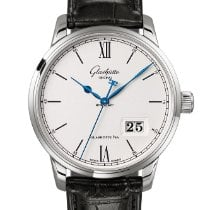 Glashütte Original 1-36-03-01-02-30 Steel Senator Excellence 40mm new
